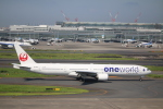 Narita  airportさんが、羽田空港で撮影した日本航空 777-346の航空フォト(写真)