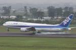 プルシアンブルーさんが、仙台空港で撮影した全日空 767-381/ERの航空フォト(写真)