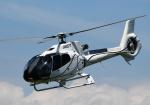 チャーリーマイクさんが、東京ヘリポートで撮影したオートパンサー EC130B4の航空フォト(写真)