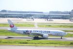 Narita  airportさんが、羽田空港で撮影した日本航空 777-246の航空フォト(写真)