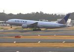 ふじいあきらさんが、成田国際空港で撮影したユナイテッド航空 777-222/ERの航空フォト(写真)