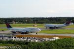 JL6DXRさんが、成田国際空港で撮影したデルタ航空 747-451の航空フォト(写真)
