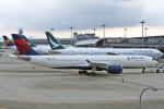 sachiさんが、関西国際空港で撮影したデルタ航空 A330-941の航空フォト(写真)