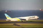 Narita  airportさんが、羽田空港で撮影したAIR DO 767-381/ERの航空フォト(写真)