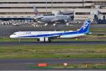 md11jbirdさんが、羽田空港で撮影した全日空 A321-272Nの航空フォト(写真)