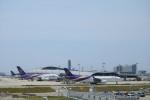 金魚さんが、関西国際空港で撮影したタイ国際航空 A330-343Xの航空フォト(写真)