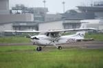 kumagorouさんが、仙台空港で撮影したアイベックスアビエイション 172S Skyhawk SPの航空フォト(写真)