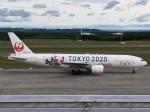 とびたさんが、新千歳空港で撮影した日本航空 777-246の航空フォト(写真)