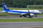 Nao0407さんが、成田国際空港で撮影した全日空 A320-271Nの航空フォト(写真)