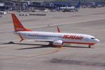 yabyanさんが、中部国際空港で撮影したチェジュ航空 737-8K5の航空フォト(写真)