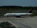 kiyohsさんが、成田国際空港で撮影したデルタ航空 757-26Dの航空フォト(写真)
