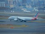 kiyohsさんが、羽田空港で撮影したアメリカン航空 787-9の航空フォト(写真)