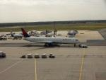 kiyohsさんが、フランクフルト国際空港で撮影したデルタ航空 767-432/ERの航空フォト(写真)