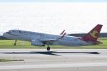 ドラパチさんが、中部国際空港で撮影した天津航空 A320-232の航空フォト(写真)
