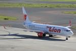 ドラパチさんが、中部国際空港で撮影したタイ・ライオン・エア 737-8GPの航空フォト(写真)