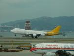 kiyohsさんが、香港国際空港で撮影したアトラス航空 747-87UF/SCDの航空フォト(飛行機 写真・画像)