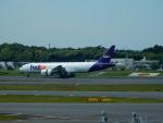 kiyohsさんが、成田国際空港で撮影したフェデックス・エクスプレス 777-FS2の航空フォト(飛行機 写真・画像)