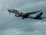 kiyohsさんが、関西国際空港で撮影したフェデックス・エクスプレス 777-FS2の航空フォト(飛行機 写真・画像)