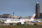 take_2014さんが、成田国際空港で撮影した日本航空 A350-941XWBの航空フォト(写真)