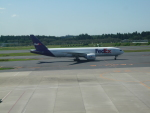 kiyohsさんが、成田国際空港で撮影したフェデックス・エクスプレス 777-FHTの航空フォト(飛行機 写真・画像)