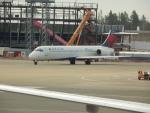 kiyohsさんが、シアトル タコマ国際空港で撮影したデルタ航空 717-231の航空フォト(飛行機 写真・画像)