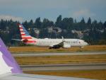 kiyohsさんが、シアトル タコマ国際空港で撮影したアメリカン航空 737-823の航空フォト(飛行機 写真・画像)