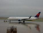 kiyohsさんが、関西国際空港で撮影したデルタ航空 767-332/ERの航空フォト(写真)