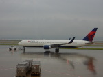 kiyohsさんが、関西国際空港で撮影したデルタ航空 767-332/ERの航空フォト(飛行機 写真・画像)