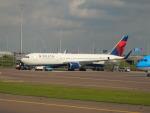 kiyohsさんが、アムステルダム・スキポール国際空港で撮影したデルタ航空 767-3P6/ERの航空フォト(写真)