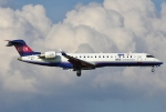 あしゅーさんが、福岡空港で撮影したアイベックスエアラインズ CL-600-2C10 Regional Jet CRJ-702の航空フォト(飛行機 写真・画像)
