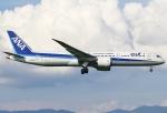 あしゅーさんが、福岡空港で撮影した全日空 787-9の航空フォト(飛行機 写真・画像)