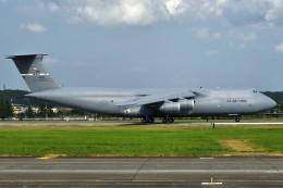 harahara555さんが、横田基地で撮影したアメリカ空軍 C-5M Super Galaxyの航空フォト(飛行機 写真・画像)
