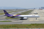 kix-booby2さんが、関西国際空港で撮影したタイ国際航空 A330-343Xの航空フォト(写真)