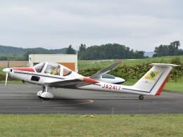 とびたさんが、スカイポートきたみで撮影した日本個人所有 G109Bの航空フォト(飛行機 写真・画像)