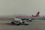 ヒロリンさんが、ベルリン・シェーネフェルト空港で撮影したLTU国際航空 L-1011 TriStarの航空フォト(写真)