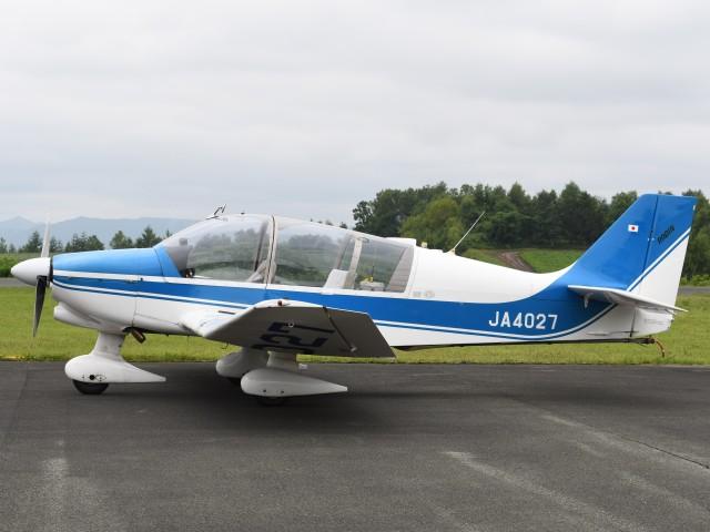 とびたさんが、スカイポートきたみで撮影したエアロスポーツきたみ DR-400-180R Remorqueurの航空フォト(飛行機 写真・画像)