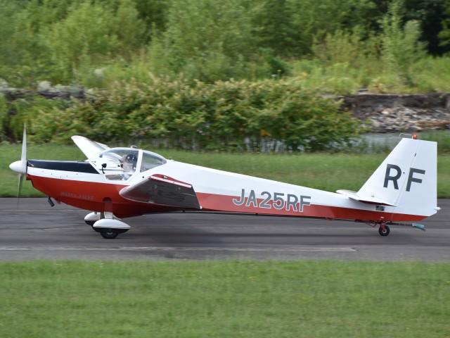 とびたさんが、当麻滑空場で撮影した日本個人所有 SF-25C Falkeの航空フォト(飛行機 写真・画像)