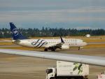 kiyohsさんが、シアトル タコマ国際空港で撮影したデルタ航空 737-832の航空フォト(飛行機 写真・画像)