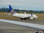 kiyohsさんが、シアトル タコマ国際空港で撮影したユナイテッド航空 737-71Qの航空フォト(飛行機 写真・画像)