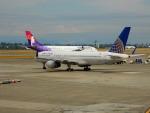 kiyohsさんが、シアトル タコマ国際空港で撮影したユナイテッド航空 757-224の航空フォト(飛行機 写真・画像)
