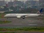 kiyohsさんが、羽田空港で撮影したユナイテッド航空 787-9の航空フォト(写真)