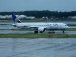 kiyohsさんが、成田国際空港で撮影したユナイテッド航空 787-8 Dreamlinerの航空フォト(飛行機 写真・画像)