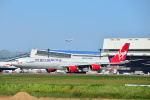 ポン太さんが、成田国際空港で撮影したヴァージン・アトランティック航空 A340-642の航空フォト(写真)