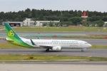 OS52さんが、成田国際空港で撮影した春秋航空日本 737-8ALの航空フォト(写真)