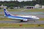 OS52さんが、成田国際空港で撮影したANAウイングス 737-54Kの航空フォト(写真)