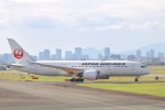 monjiro22001さんが、伊丹空港で撮影した日本航空 787-8 Dreamlinerの航空フォト(写真)