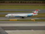 kiyohsさんが、ウィーン国際空港で撮影したオーストリア航空 100の航空フォト(飛行機 写真・画像)