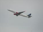 kiyohsさんが、ウィーン国際空港で撮影したオーストリア航空 ERJ-190-200 LR (ERJ-195LR)の航空フォト(飛行機 写真・画像)