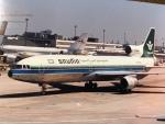 twinengineさんが、フランクフルト国際空港で撮影したサウジアラビア航空 L-1011-385-1 TriStar 1の航空フォト(写真)