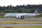 OS52さんが、成田国際空港で撮影したユナイテッド航空 787-8 Dreamlinerの航空フォト(飛行機 写真・画像)
